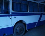 ЛАЗ - 695 НГ. Рейсовый.